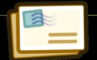 Как создать и отправить открытку онлайн